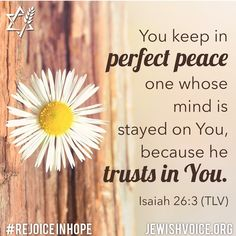 """""""""""You keep in perfect peace one whose mind is stayed on You, because he trusts in You. Scripture Of The Day, Bible Verses, Isaiah 13, Golden Quotes, Perfect Peace, Inspiring Quotes, The Voice, Mindfulness, Wisdom"""