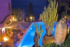 Hotel in Capri | Small luxury hotels Capri | Gallery Hotel Tragara
