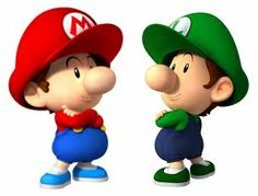 super mario baby luigi google search