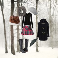 """one british winter day"" by daniella-nagus on Polyvore"