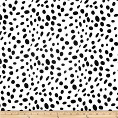 Dalmatian Print Fabric, Premier Prints Togo White Black Home Decor Fabric, Black and White Spots Fab Black Throw Pillows, Black Pillow Covers, To Go, Ironing Board Covers, Black And White Fabric, Black White, Premier Prints, Gold Fabric, Monochrome
