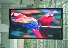 LED Display signs use LED technology that utilizes a style of electroluminescence. LED displays are terribly powerful (more therefore than noble gas lights), further sturdy, convenient, flexible, and better of all low in value.
