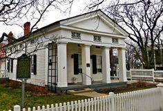 Greek Revival Architecture in America