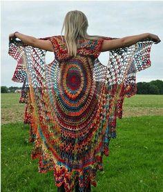 Gypsy Poncho