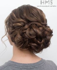 Come and see why you can not miss these 30 wedding hair updos for long hair Classic wedding updo ideas Prom Hairstyles For Long Hair, Prom Hair Updo, Dance Hairstyles, Homecoming Hairstyles, Pretty Hairstyles, Hairstyle Ideas, Bridal Hairdo, Layered Hairstyles, Hair Ideas