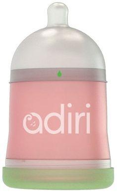 Adiri NxGen Newborn Nurser - Pink - 5.5 oz - Free Shipping