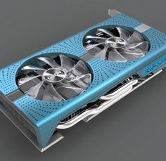 Check out this sexy special edition RX 580 from Sapphire - this should keep you going until Vega! click link in bio for more