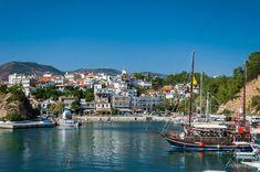 Limenaria Thasos island Greece today 2018!!