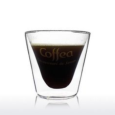 Coffea handmade gift double #walled glass coffee espresso #tumbler mug cup #200ml,  View more on the LINK: http://www.zeppy.io/product/gb/2/111280032097/