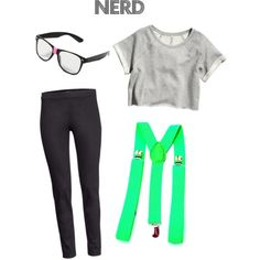 3 Super-Easy Halloween Costume Ideas: Nerd