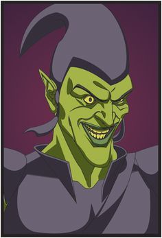 Green Goblin - Jason Walker