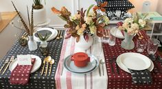 Unison: Tabletop Styling by Janelle Gonyea www.janellegonyea.com | Unison products www.unisonhome.com