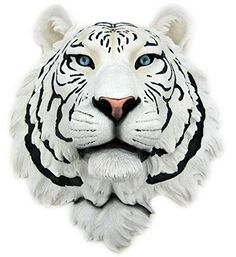 White Tiger Head Mount Wall Statue Bust Private Label https://www.amazon.com/dp/B002SP5R1W/ref=cm_sw_r_pi_dp_sL4JxbBVB72C3