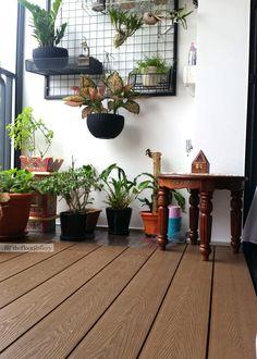 ClipOnDeck (Eco Fusion Deck) Archives - The Floor Gallery Outdoor Decking, Hardwood Decking, Balcony Deck, Planter Pots, Flooring, Courtyards, Wood Flooring, Floor