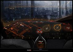 Mass Effect - Omega - DLC, Eric Bellefeuille on ArtStation at https://www.artstation.com/artwork/4E9Y