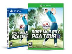 EA SPORTS PGA TOUR Rory McIlroy is available on PS4 and Xbox One