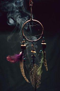 Magical dreamcatcher
