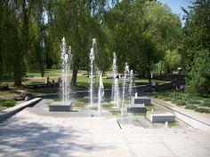 Литва, Мариямполе - Парки.