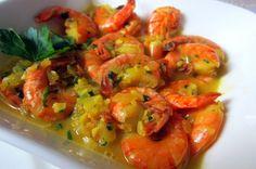 I urge you to try this amazingly tasty Portuguese Shrimp/Prawns recipe by Olivia Bulhoes | Craig Company