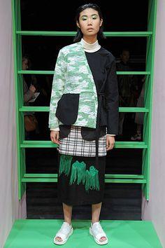 London Fashion Week - Danielle Romeril s/s16