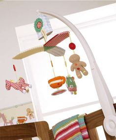 Mamas and Papas Gingerbread Deluxe Musical