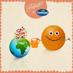 Algunos buscan un mundo más #fontastic. ¡Otros lo crean!