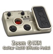 Zoom-G1XN-Guitar-Multi-Effects-Pedal