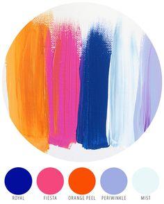 royal blue color palette - Google Search