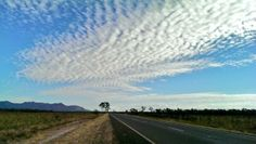 Cirrus clouds over Southern Grampians, Victoria  Taken by @BronClark1  25/02/2014