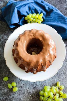 Veganer Schoko Nuss Kokos Gugelhupf Doughnut, Bakery, Pudding, Pause, Desserts, Blog, Inspiration, Vegan Chocolate, Top Recipes