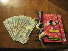 This is a brilliant idea!! This blogger made a cute little booklet with envelopes divided for each type of expense each week in an effort to budget for the family's Disney vacation: http://www.couponingtodisney.com/the-disney-fund-a-breakdown-of-my-own-weekly-budget/