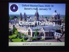 V edycja - styczeń 2020 Master Class, Geography, Broadway Shows, Oxford, Environment, Oxfords