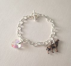 Bella's Bracelet  Twilight Saga Eclipse Inspired by BellsNGems, $10.00