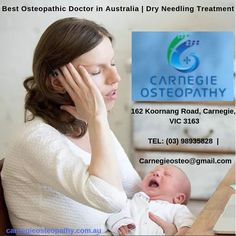 If you are frustrated with the pain in your muscles and joints than you should definitely visit an osteopath for muscle energy therapy. This technique is very effective to reduce muscle ache or normalization of joint motion. Visit carnegieosteopathy.com.au and book appointment online! Osteopathic Doctor, Treatment For Back Pain, Dry Needling, Doctor In, Muscle Pain, Neck Pain, Chronic Pain, Muscles, Clinic