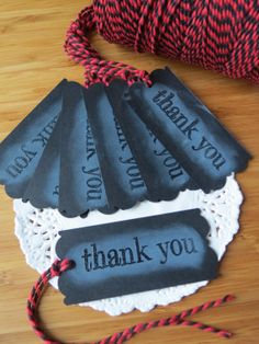 stickers effetto lavagna : 15 tags thank you effetto lavagna di PaperArtItalia su Etsy, ?3.50