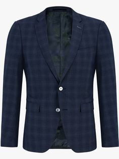 At Evolve Clothing we provide the widest range of clothes from shirts to suits and everything in between. Evolve Clothing, Trending Outfits, Suit Jacket, Suits, Clothes For Women, Jackets, Blue, Shopping, Collection