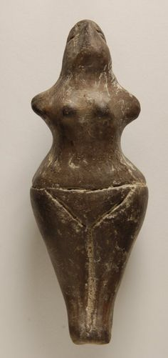 Ceramic Figurine of a Woman 5300BC-4500BC Neolithic
