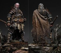 Saga of the deadly wastelands | Figures | Gallery on Diorama.ru