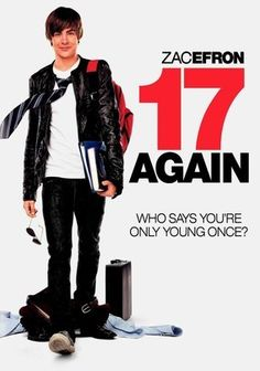 "17 Again (2009) On the brink of a midlife crisis, 30-something Mike O'Donnell (Matthew Perry) wishes he could have a ""do-over."" And that's exactly what he gets when he wakes up one morning to find he's 17 years old again. With his adult mind stuck inside the body of a teenager (Zac Efron), Mike actually has the chance to reverse some decisions he wishes he'd never made. But maybe they weren't so bad after all. Leslie Mann and Michelle Trachtenberg co-star."