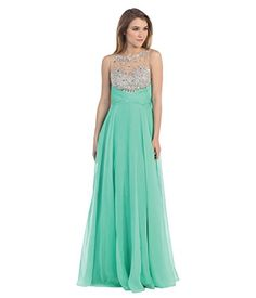 Vivebridal Women's Chiffon with Beadings Backless Evening Prom Dress Jade 4 Vivebridal http://www.amazon.com/dp/B012HZMMSI/ref=cm_sw_r_pi_dp_Ng1Svb16T7K4G