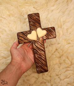 drevorezba - krížik Tools, Woodcarving, Woodwork, Jesus Christ, Christian, Beautiful, Luxury, Nature, Home Decor