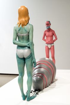 "On View: Troy Coulterman's ""Digital Handshake"" at MacKenzie Art Gallery 