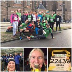 Centraal Beheer Midwintermarathon: Even Apeldoorn bellen | Op weg naar de marathon