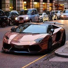 Rose Gold Aventador Spend 1 hour a day posting pictures and make passive income. Rose Gold Aventador Spend 1 hour a day posting pictures and make passive income! Read our 300 page e-course and lear Luxury Sports Cars, Sport Cars, Motor Sport, Bugatti, Maserati, Carros Audi, Lamborghini Aventador Roadster, Rose Gold Lamborghini, Custom Lamborghini