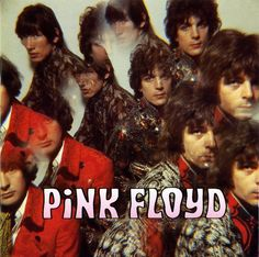 """""""The Piper at the Gates of Dawn"""", by Pink Floyd.1967. Photograph by Vic Singh."""