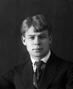 Sergei Alexandrovich Yesenin - Famous Russian poet in the early part of the 20th century. Married briefly to Isadora Duncan. Killed himself at 30.