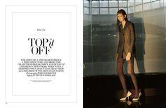 Top It Off (Interview Magazine)