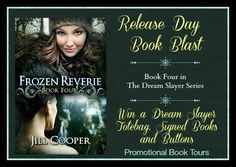 Sarit Yahalomi: Release Day Blast for Frozen Reverie by Jill Coope...