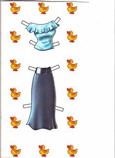 LOS VESTIDOS DE RAQUEL Nº 8 - maribel orobengoa - Picasa Webalbum *1500 free paper dolls at artist Arielle Gabriel's The International Paper Doll Society also free Asian paper dolls at The China Adventures of Arielle Gabriel *