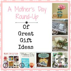 Mother's Day Gift Ideas {Roundup} - Artsy Chicks Rule